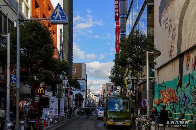 日本都市樣貌